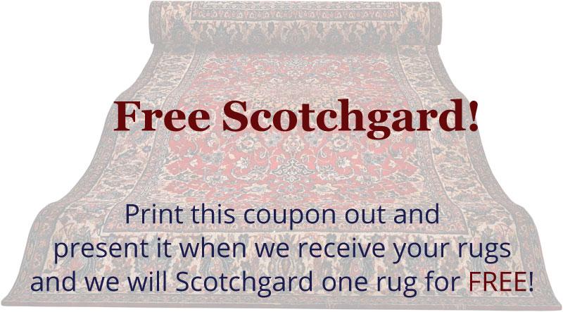 coupon_Free Scotchgard